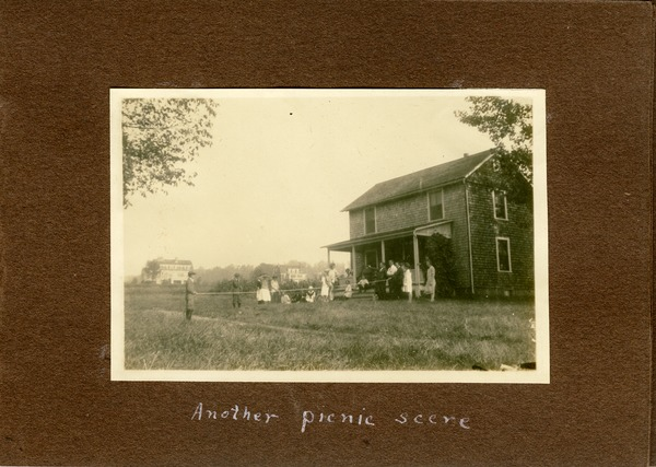 Another picnic scene, ca. September 2, 1922