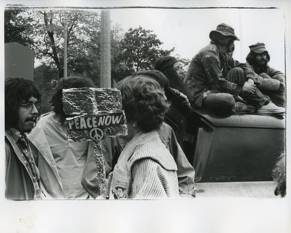 Vietnam Veterans Against the War, peace now, 1976
