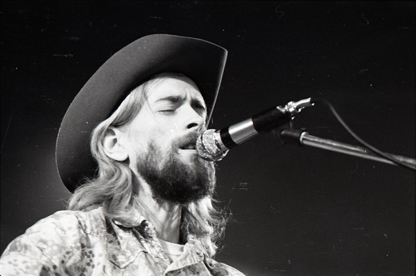 New Riders of the Purple Sage opening for the Grateful Dead at Sargent Gym, Boston University: John 'Marmaduke' Dawson, November 21, 1970