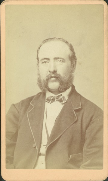 John Christopher Dillon, ca. 1870