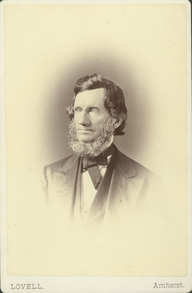 George Montague, ca. 1867