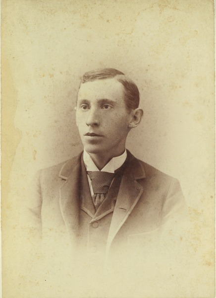 Fred A. Smith, class of 1893, 1893