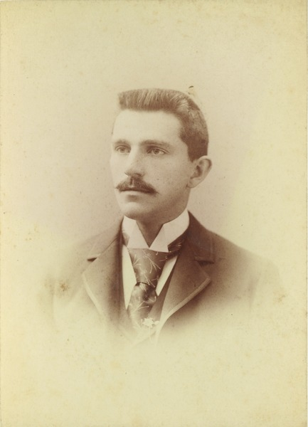 Luther W. Smith, class of 1893, 1893