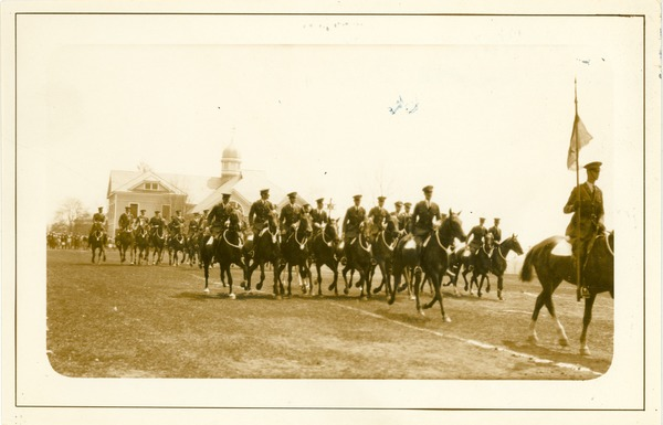 Mounted Drills, undated