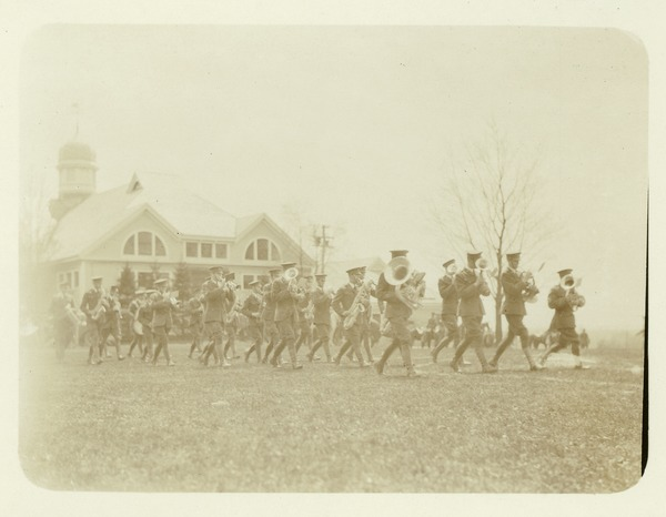 Military Band, undated