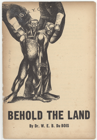 """Behold the Land"" Pamphlet, 1946"